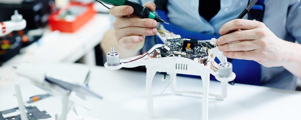 drone motor maintenance