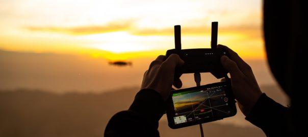 drone camera image